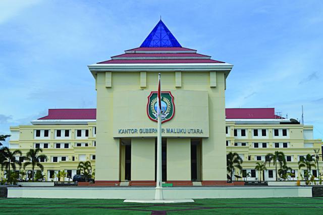 Kantor Gubernur Maluku Utara,